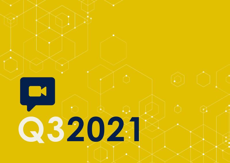 VIDEO: Q3 2021 ASSET ALLOCATION VIEWS